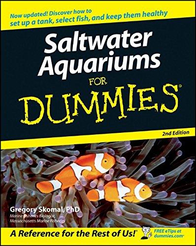 Saltwater Aquariums For Dummies