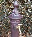 Standbrunnen Mit Becken Brunnen Aluguss Garten Antik Nostalgie Stil von - - Du und dein Garten