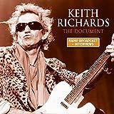 Keith Richards: The Document/Audiobook (Audio CD)