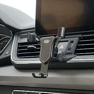 Handy Halterung Für Audi Q5 Verstellbare Lüftungsschlitze Audi Armaturenbrett Handy Halterung Für Audi Q5 2018 Auto Handyhalterung Für Iphone 7 Iphone 8 Iphone X Für Samsung Smartphone Für 11 9 Cm 11 9 Cm 12 7 Cm Elektronik