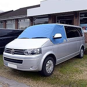 vw t5 t6 transporter lieferwagen luxus windschutzscheibe. Black Bedroom Furniture Sets. Home Design Ideas
