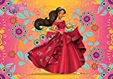 FORWALL Disney Elena of Avalor Elena-Papel Pintado fotográfico de Avalon Photo Wallpaper Mural amf11865_ P Disney Elena de Avalon Princesa Cuento Infantil, P4 (254cm. x 184cm.)