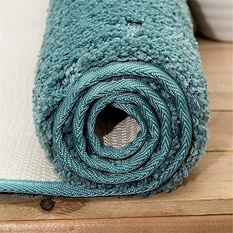 Qianmo-Carpet Matratze Matratzen Matratzen Matratzen Matratzen Matratzen Matratzen Geschirr Badezimmer Kissen Umwelt Matten antibakterielle Saugnapf Style Green Lace 50cmx80cm
