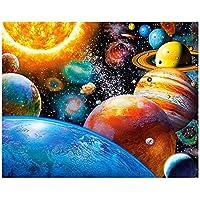 5D Kit de taladro completo para pintura de diamantes, Vast Universe Star Series, decoración para el hogar, bricolaje, 25 x 30 cm, lona, Style_b, 25 * 40cm / 9.84 * 11.81inch