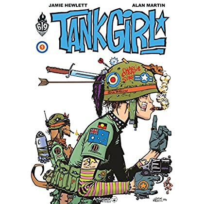 Tank Girl - Tome 1 (LABEL 619)