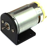 APTECH DEALS 12V Motor with Stand and Screws for DIY Projects