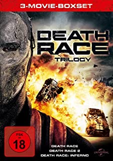 Death Race Trilogy [3 DVDs]