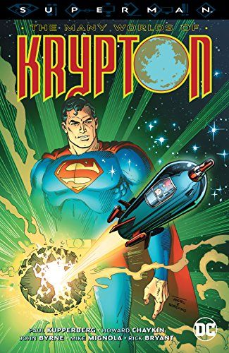 Superman: The Many Worlds of Krypton (The World of Krypton (1987-1988)) (English Edition)