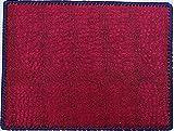 Armor' Radiation Shielding Laptop Pad - Garnet Red, Large