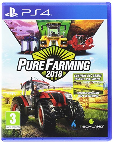 Pure Farming 2018 - PlayStation 4