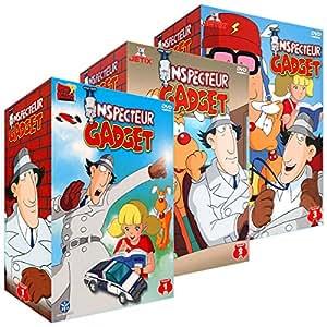 Inspecteur Gadget - Intégrale - Pack 3 Coffrets (15 DVD)