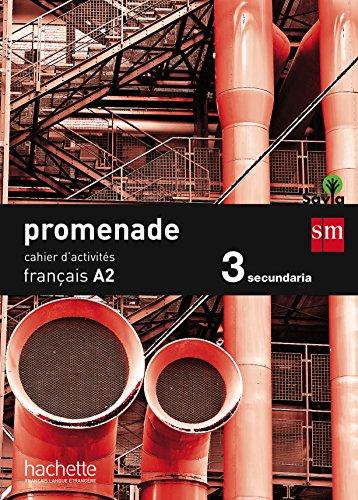 Cahier français. 3 ESO. Promenade - 9788467578010