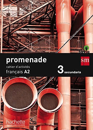 Cahier de français 3 ESO Promenade