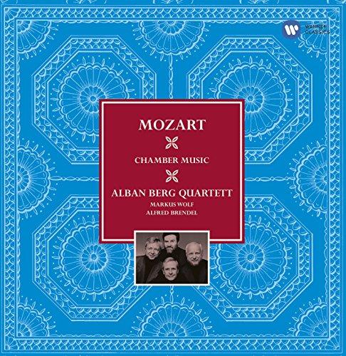 Box Mozart Set (Mozart: Streichquartette & -Quintette)