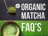 Organic Matcha: FAQ's Ep. 1: Residue