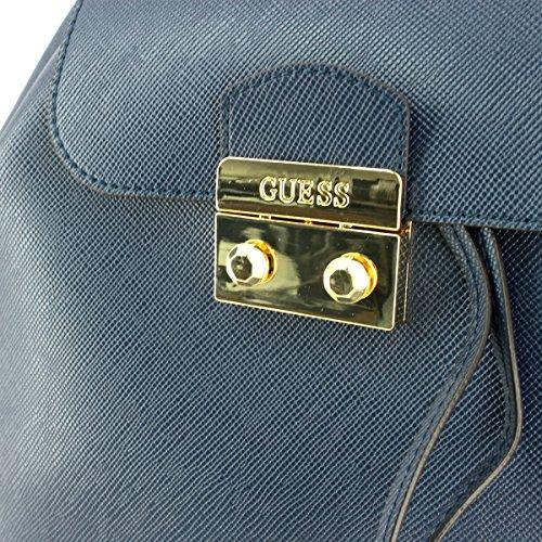 Damen BLU Rucksack Guess 15 cm Aria 5x32x17 dPnwBz