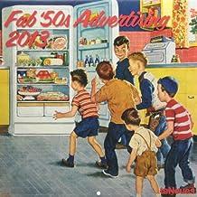 Fab 50's Advertising 2013 Broschürenkalender