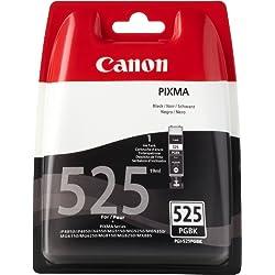 Canon PGI-525 Cartouche Cartouche BK Noire (Pack plastique sécurisé)