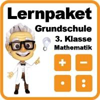 Lernpaket Mathe 3. Klasse (Grundschule)