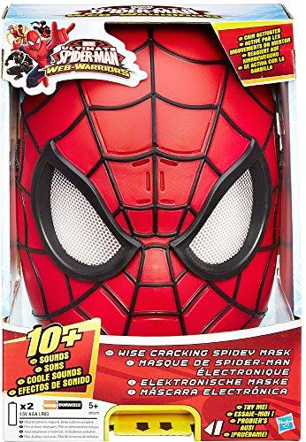 Hasbro B0570EU4–Spiderman Maske Elektronische