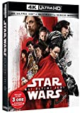 Star Wars - Gli Ultimi Jedi (Blu-Ray 4K Ultra HD+2 Blu-Ray)