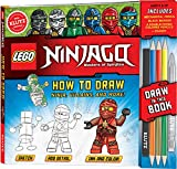 #8: LEGO NINJAGO: How to Draw Ninja, Villains and More (Klutz)