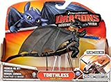Dreamworks Dragons Defenders Of Berk * TOOHTLESS Nachtwut * Lunge Attack # 20064608 (Versand aus UK)