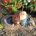 Pötschke Ambiente Gartenfigur Leo mit nacktem Po von Pötschke Ambiente - Du und dein Garten