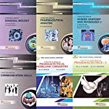 First Year B. Pharm/Sem I Practical Books (As per PCI: Set of 6 Books)