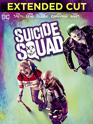 Suicide Squad: Extended Cut (2016) [dt./OV] - Ruhiges Mit Bad-fan Licht