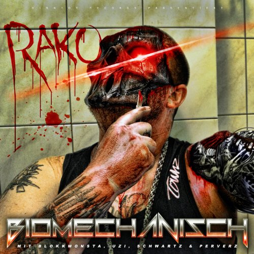 Rako: Biomechanisch (Audio CD)