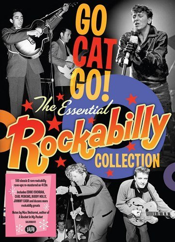 Go Cat Go: Essential Rockabilly Collection by VARIOUS ARTISTS (2015-02-01) -