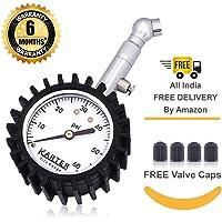 Karter™ KTR-001 Heavy Duty Premium Tyre Pressure Gauge