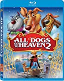 All Dogs Go to Heaven 2 [Blu-ray] [Import italien]