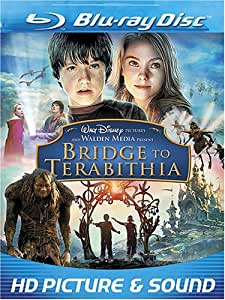 Bridge to Terabithia [Blu-ray] [2007] [US Import]