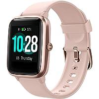Vigorun Smartwatch Orologio Fitness Impermeabile IP68 Uomo Donna Fitness Tracker Schermo Tattile 10 Giorni Durata…