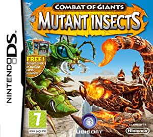 Combat of Giants: Mutant Insects (Nintendo DS) [import anglais]
