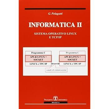 Informatica Ii. Sistema Operativo Linux E Tcp/ip