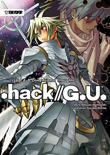 .hack// G.U. Volume 4 Novel