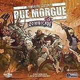 Asmodee 8433 - Zombicide Rue Morgue, Edizione Italiana