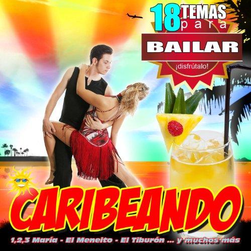 Caribeando 18 Canciones Para Bailar Salsa Rumba Y Merengue