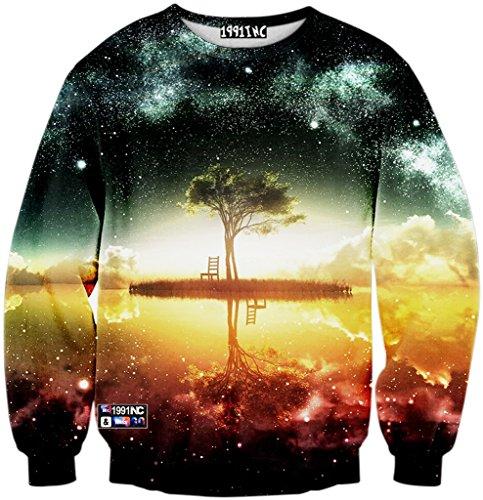 pizoff-unisex-hip-hop-sweatshirts-with-3d-digital-printing-3d-pattern-galaxy-starry-tree-calm-icelan