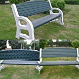 'Amaze' (5' Long, 3 Seats) Garden, Park, Lounge Swimming pool Farm house Outdoor Waiting Lounge Chair Bench