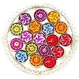 Ghasitaram Gifts Silver Tokri with T-Lit...