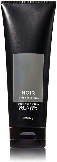Noir Mens Collection Pour Homme Ultra sea Body Cream 226ml / 8 oz