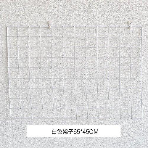 Griglia di ferro parete foto ,65*45 griglia bianco