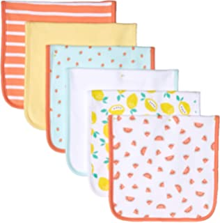 Essentials 6-Pack Burp Cloth Infant and Toddler Costumes One size