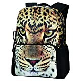 3D- Tierdruck -Rucksack