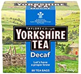 Product Image of Yorkshire Tea Decaffeinated Tea 80 Bags 250 g (Pack of 5,...