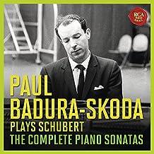 Paul Badura-Skoda Plays Franz Schubert - the Complete Piano Sonatas